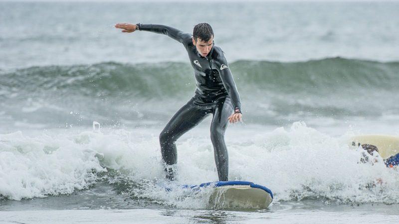 Surfing activities
