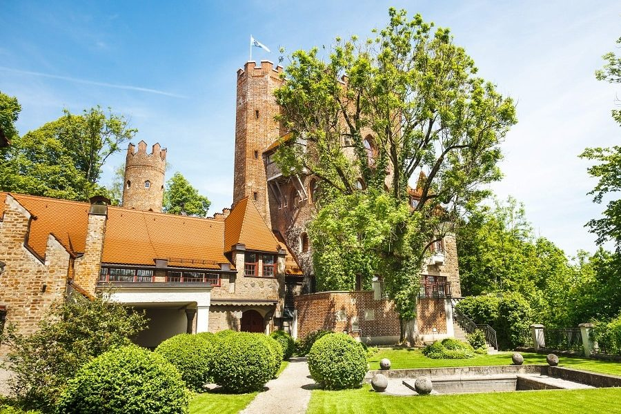 muncih castle
